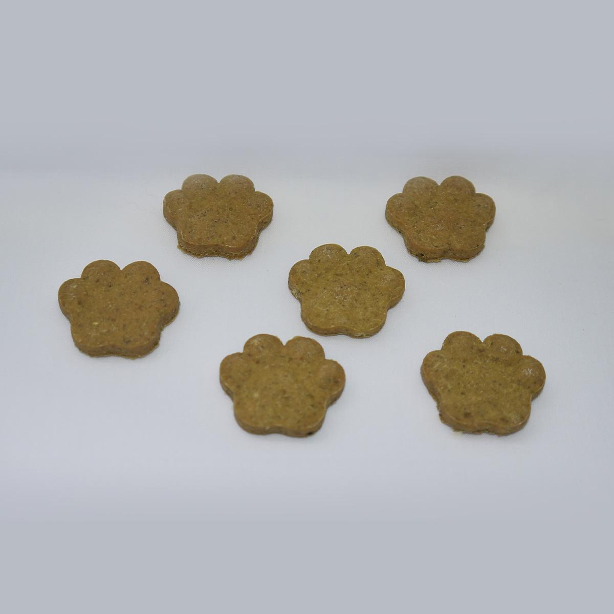 Apawtiser • Green Bean and Peanut Butter Dog Treats